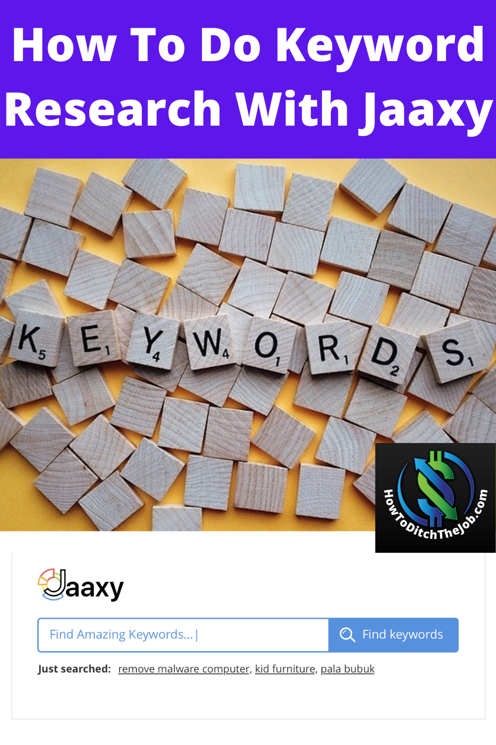 How To Do Keyword Research With Jaaxy