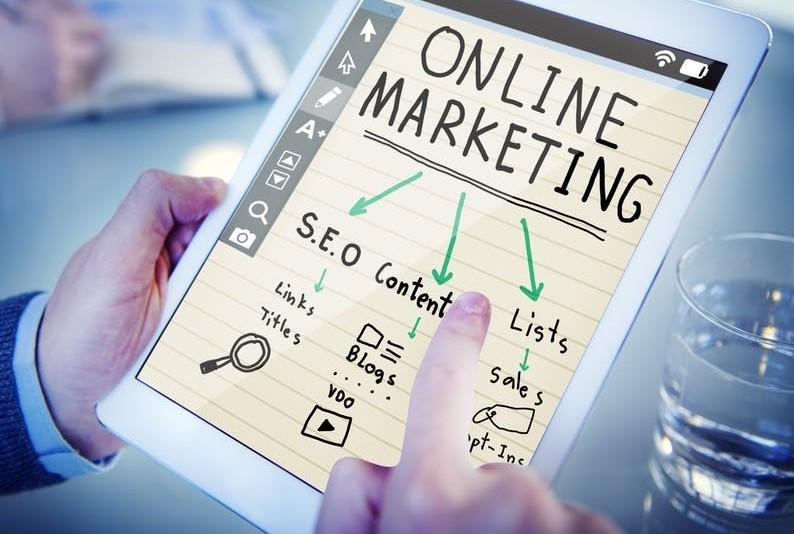 online marketin
