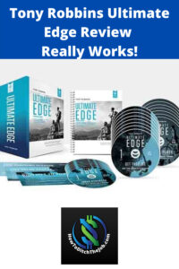 Tony Robbins Ultimate Edge Review – Really Works!