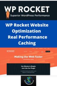 WP Rocket Website Optimization – Real Performance Caching