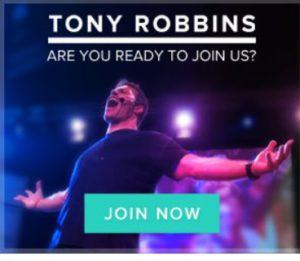 Tony Robbins Live events