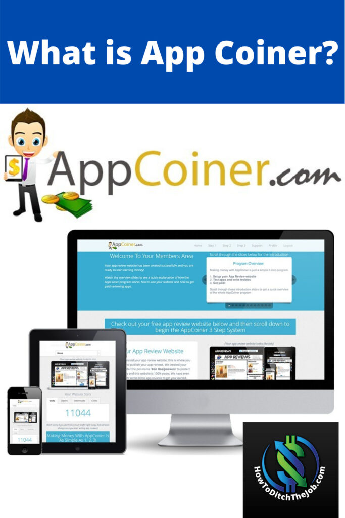 What Is App Coiner
