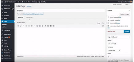 customize your WordPress site with Beaver Builder