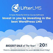 Lifter LMS Black Friday